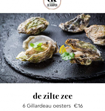 6 Oesters