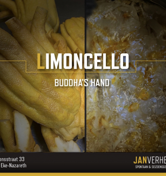 Limoncello Buddha`s Hand by Jan Verhelst