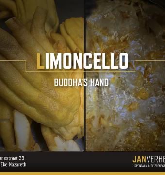 Limoncello Buddha`s Hand by Jan Verhelst