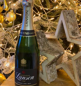 Champagne Lanson –Black Label- Brut