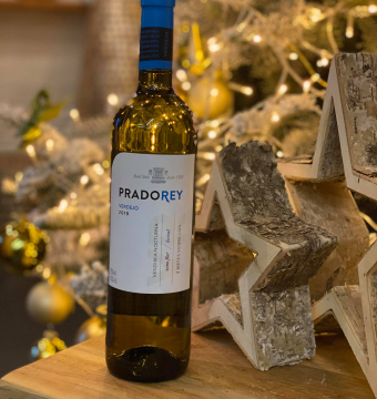 Witte wijn  PradoRey – Rueda,Spanje – Sauvignon Blanc  2018