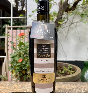 olio d'oliva Congedi (Puglia) (0 ,5 l)