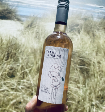 Rosé wijn: Terre promise | Henri Bonnaud | Provence | 2019