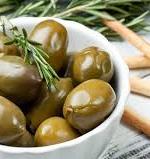 Portie olijfjes