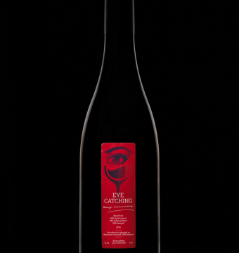 KENZO red wine