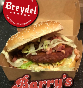 Broodje Breydel Burger