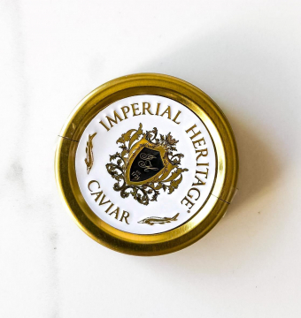 *PROMO*Kaviaar Imperial Heritage 10 Gram : Oscietra Royal