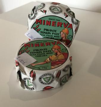 Minerva Pikante tonijn paté