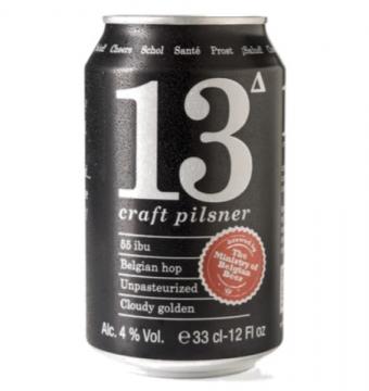Pils 13 Delta 33cl