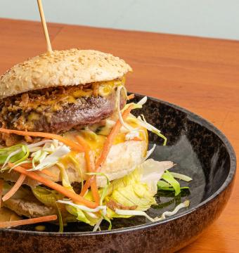 DOUBLE Grade hamburger