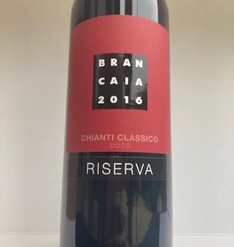 CHIANTI CLASSICO RISERVA 2016 BRANCAIA