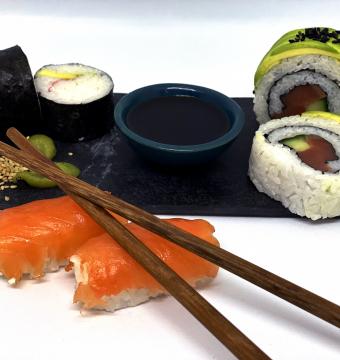 Sushi box 4 personen