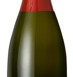 Fles Belgisch schuimwijn Entre deux monts