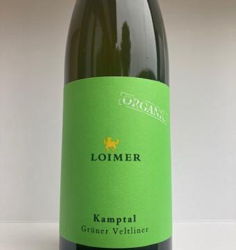 KAMPTAL GRUNER VELTLINER 2019 FRED LOIMER