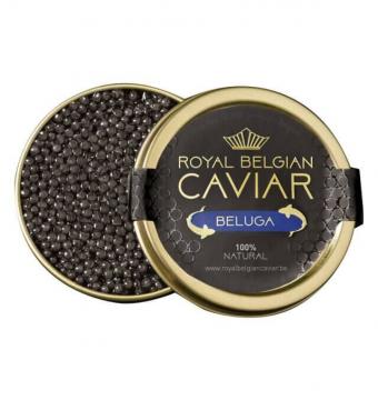 Royal Belgian BELUGA caviar (30g)
