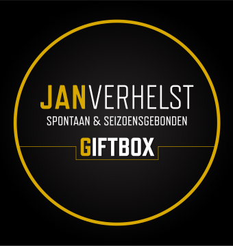GIFT BOX  - GIN JAN VERHELST