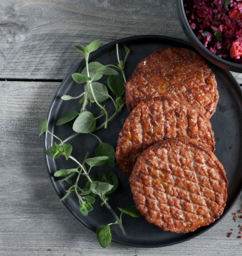 Breydel Burgers (2 stuks)