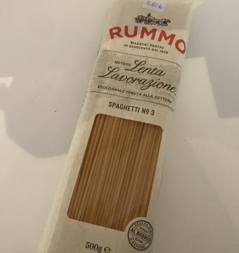 Rummo Spaghetti NR 3