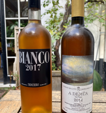 Wijnpakket ARANCIONE (you want it orange)