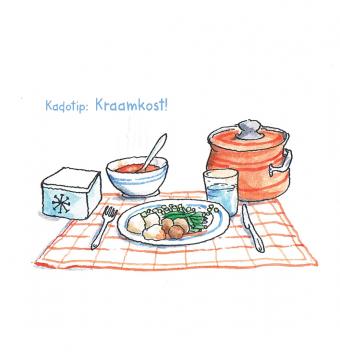Kraamkost; healthy foodie voor kersverse ouders!