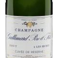 Champagne 'Gallimard Brut'
