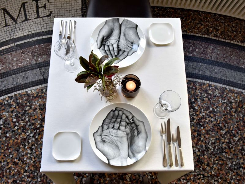 restaurant döme döme sur mer antwerpen frederic chabbert michelin gault bart albrecht tablefever online reserveren book tafel